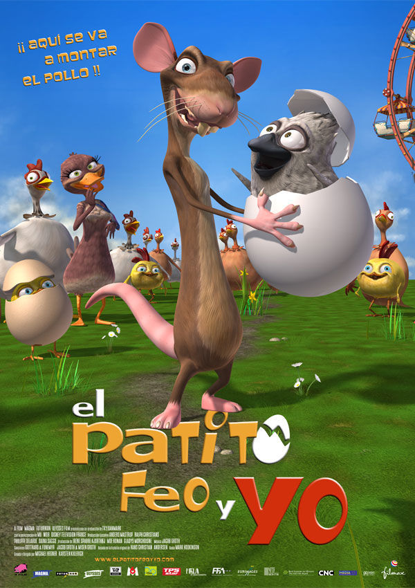 El Patito Feo y Yo (2006) [3GP-MP4]